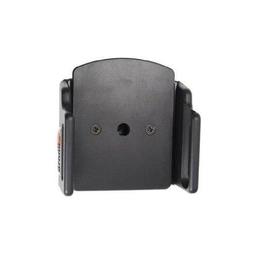 Brodit 511428 passiv Kfz-Halterung für Apple iPhone 5/Geräte mit Bumper schwarz