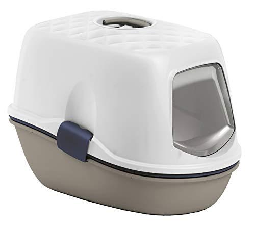 Stefanplast Maison De Toilette pour Chat Furba Top, 39x42x59cm pour Chat