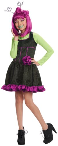 Novi Star Alie Lectric Girl Mädchen Kinder Fasching Karneval Kostüm Costume 104-116
