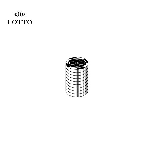 EXO KPOP 3rd Repackage Vol. 3 LOTTO Album [KOREAN Version] CD + Poster + Photobook + Photocard
