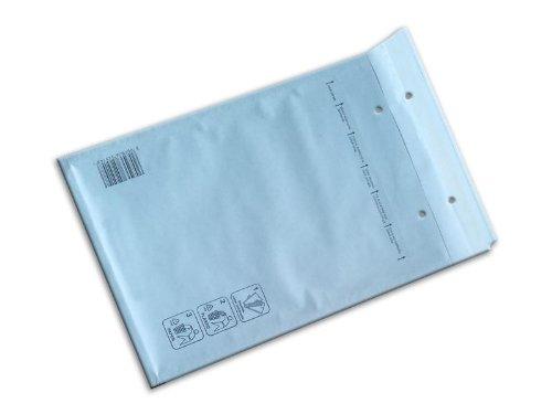 Preisvergleich Produktbild Luftpolstertaschen WEISS Gr. K 370x480mm (50 St.)