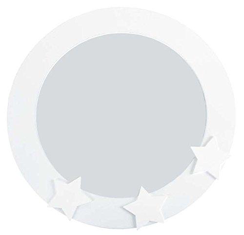 JaBaDaBaDo R16022 Spiegelstern, Weiß