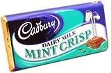 Cadbury Dairy Milk Mint Crisp Bar, 54 g