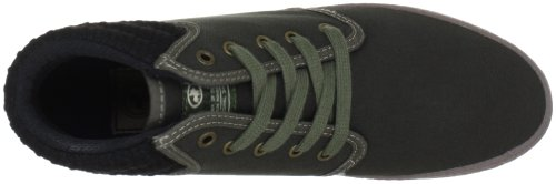 JACK & JONES JJ OSLO HIGH JI ORG 12062165 Herren Fashion Sneakers Grün (OLIVINE)