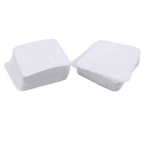 Beafavor Nail Wipes Servietten Nail Remover Wipes für Gel Polish Remover Reiner Baumwolle Nägel Pads Papier Nail Art Tool