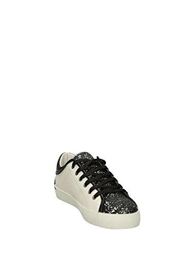 Crime London 2530KS1 Sneakers Basse Donna Bianca