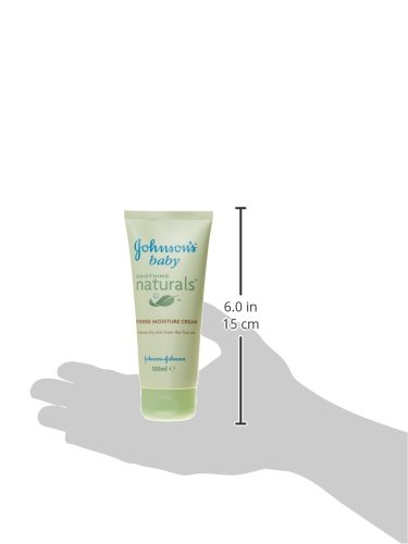 Johnson's Baby Soothing Naturals Intense Moisture Cream 100 ml