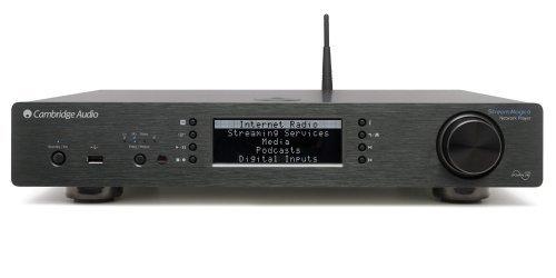 Cambridge Audio Stream Magic 6 schwarz Musik Server & Streamer