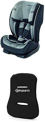Foppapedretti Re-Klino Seggiolino Auto senza ISOFIX, Gruppo 1/2/3 (9-36kg), per Bambini da 9 Mesi fino a 12 An