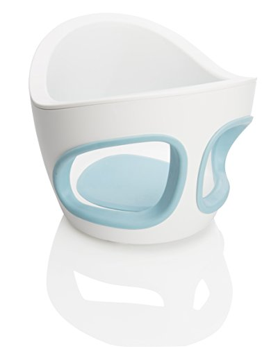 Babymoov Aquaseat A022002 - Aro de baño, color blanco