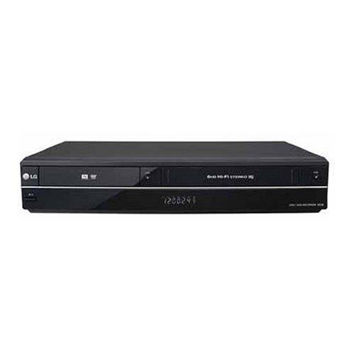 LG RC 389 H DVD-Rekorder und Video-Rekorder schwarz