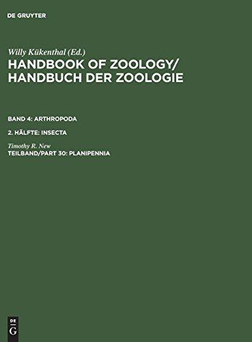 Handbook of Zoology/ Handbuch der Zoologie. Arthropoda. Insecta: Planipennia: Lacewings