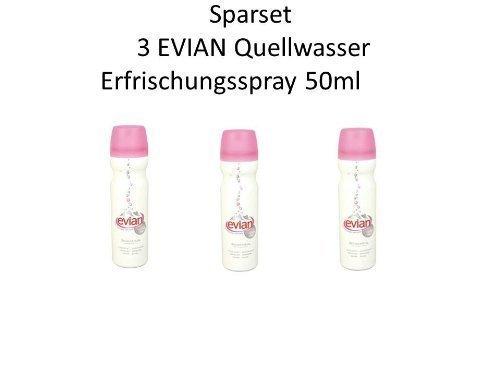 evian-50-ml-brumisateur-eau-minerale-colore-elle-dispositivo-per-pulizia-viso-con-spray-3-pcs-unazio
