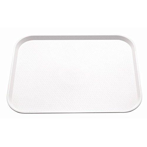 Kristallon gf995Foodservice Tablett, weiß