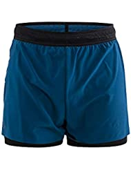 CRAFT Nanoweight Short Homme, Nox, FR : L (Taille Fabricant : D: L)