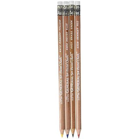 El lápiz tiza® Multipastel/lápices 4 Pakage primario