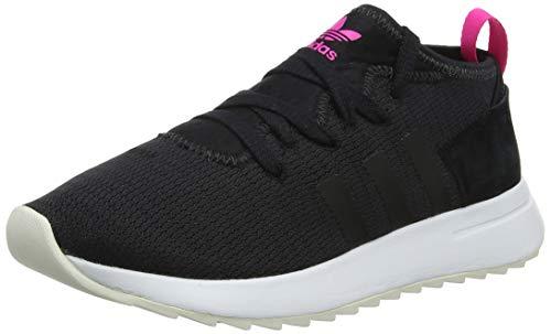 adidas Damen Flashback Mid Hohe Sneaker schwarz, 38 2/3 EU