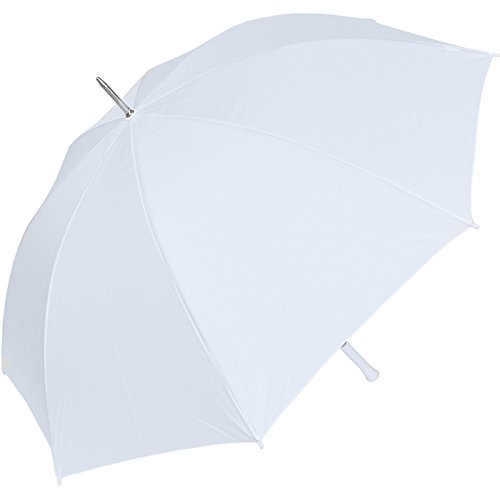 Golf Partnerschirm Doppler Wedding XXL 134cm - weiss