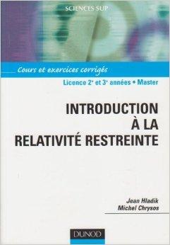 Introduction à la mécanique quantique Licence : Cours et exercices corrigés de Jean Hladik,Michel Chrysos ( 6 mars 2006 )