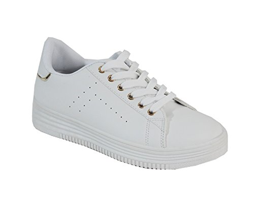 Sneakers bianche per donna Dunlop zE0rWanl