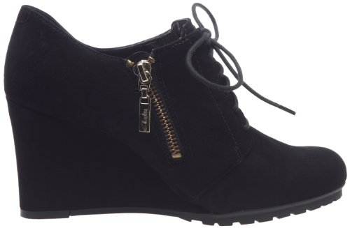 Clarks Coniston Water, Damen Stiefel Schwarz