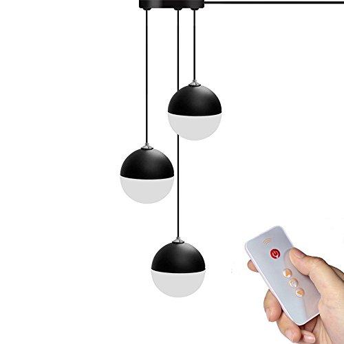 GUOQ LED Nachtlicht für Kinderzimmer und Schlafzimmer Mehrfarbig ändern Berühren Sie Schreibtischlampe Tischleuchte - Halloween Energy High
