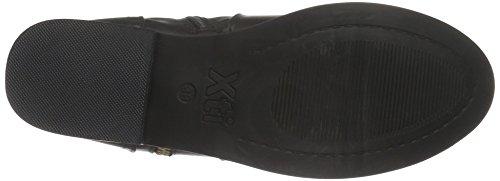 XTI - 46190, Stivali bassi con imbottitura leggera Donna Nero (nero)