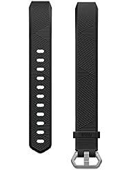 Fitbit Hr & Alta Classic Zubehör Band, Schwarz, Large