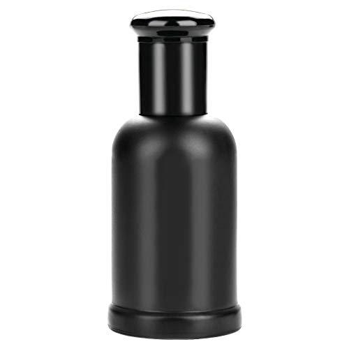 Parfum pour Homme - Parfum Classique Cologne Parfum Longue Durée Parfumé Gentleman Matures Sexy 50ml, trois couleurs (Color : Black)