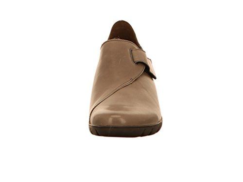 Mephisto-Chaussure Scratch-LUCE Noir cuir 6300-Femme Gris