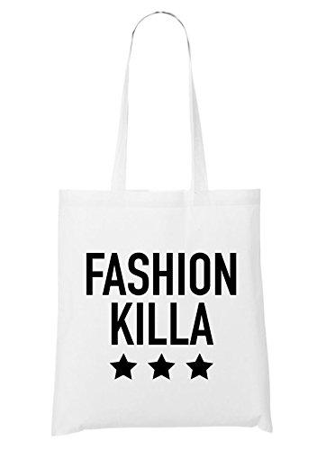 Fashion Killa Sac Blanc