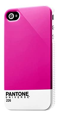 "PANTONE UNIVERSE iPHONE 4 COVER ""PINK 226C"" from Case Scenario"
