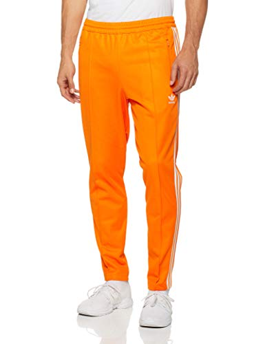 adidas Herren Beckebauer Track Hose, Bright Orange, XL