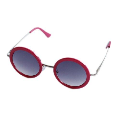 Lunettes de soleil pour tout-petits enfants Enfants de protection solaire d'été Eyewear Rose (49–53 cm)