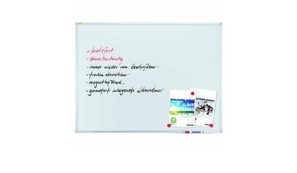75 x 100 cm Franken Magnetische Schreibtafel Xtra-Line emailliert