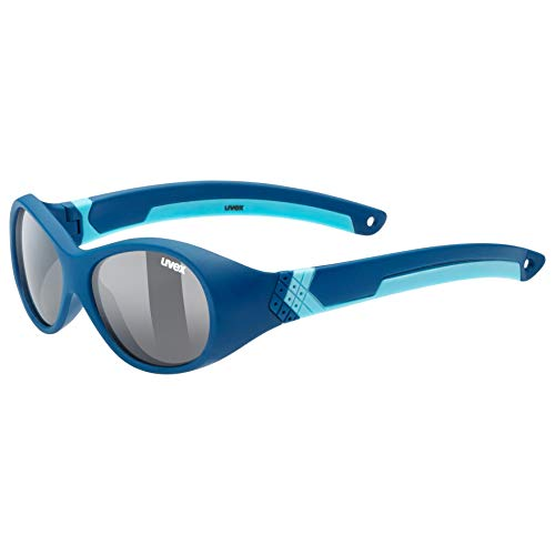Uvex Jugend Sportstyle 510 Sportbrille, Blau, one Size