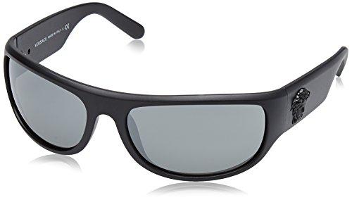 Versace-Mens-VE4276-Classic-Medusa-Sunglasses-Black-Matte-Black-50796G-One-Size