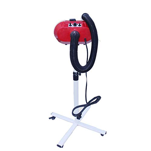 HYLH Pet Dryer 2800 W Vertical for Double Motor Water Blower Hair Bath  Beauty Pulling Machine Teddy Dog Grooming