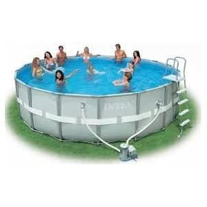 Piscine Fuori Terra Intex Ultra Metal Frame 549 x 132 cm