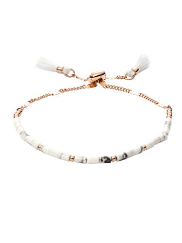 Fossil Femme Acier Bracelet en chaîne - JF03138791