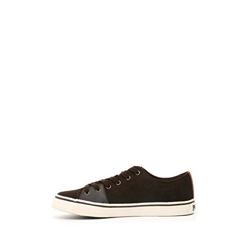 Chaussures Ralph Lauren brun foncé