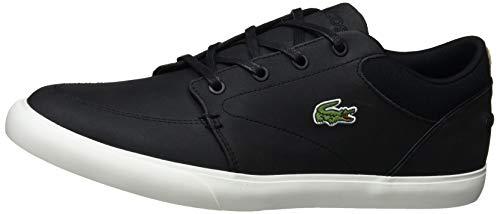 Lacoste Herren Bayliss 119 1 CMA Sneaker, Schwarz (Blk/Off Wht 454), 44 EU -