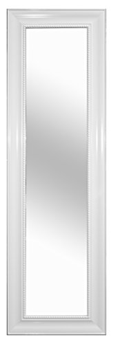 ale voller Länge Wandspiegel-Modernes Durchgehender Spiegel zur Wandmontage weiß-48x 151cm ()