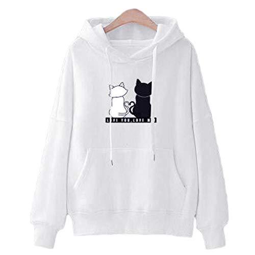 (Yanhoo-Bekleidung Pullover Damen Strickpullover Elegant Casual Sweater Tops Langarmshirt Oberteile Warm Weich Strickwaren)