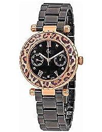 Guess Reloj Analógico para Mujer de Cuarzo con Correa en Acero Inoxidable X35016L2S