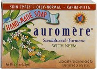 sandal-turmeric-soap-auromere-ayurvedic-products-80ml-bar-soap-80ml