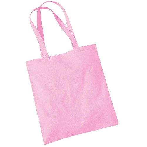 Borsa da donna Westford Mill in cotone con tracolla Classico rosa