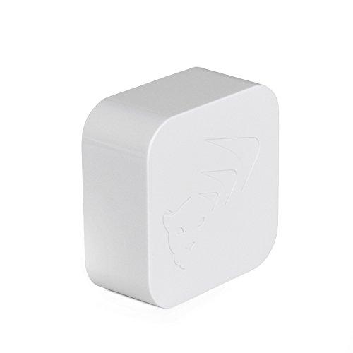 WiCub Termómetro/higrómetro inalámbrico WiFi - Sensor Inteligente de Humedad y Temperatura con alertas...