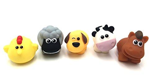 WinFun - Mi set de animales blanditos de la granja (CPA Toy 1302-NL)