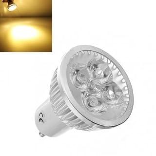 MR16 4W LED Light Warm White Energy Saving Lamp Bulbs 12V